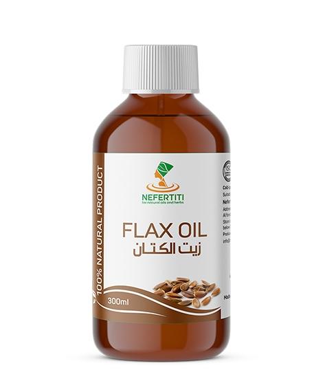 Flax Seed Oil (Lenmag Olaj)