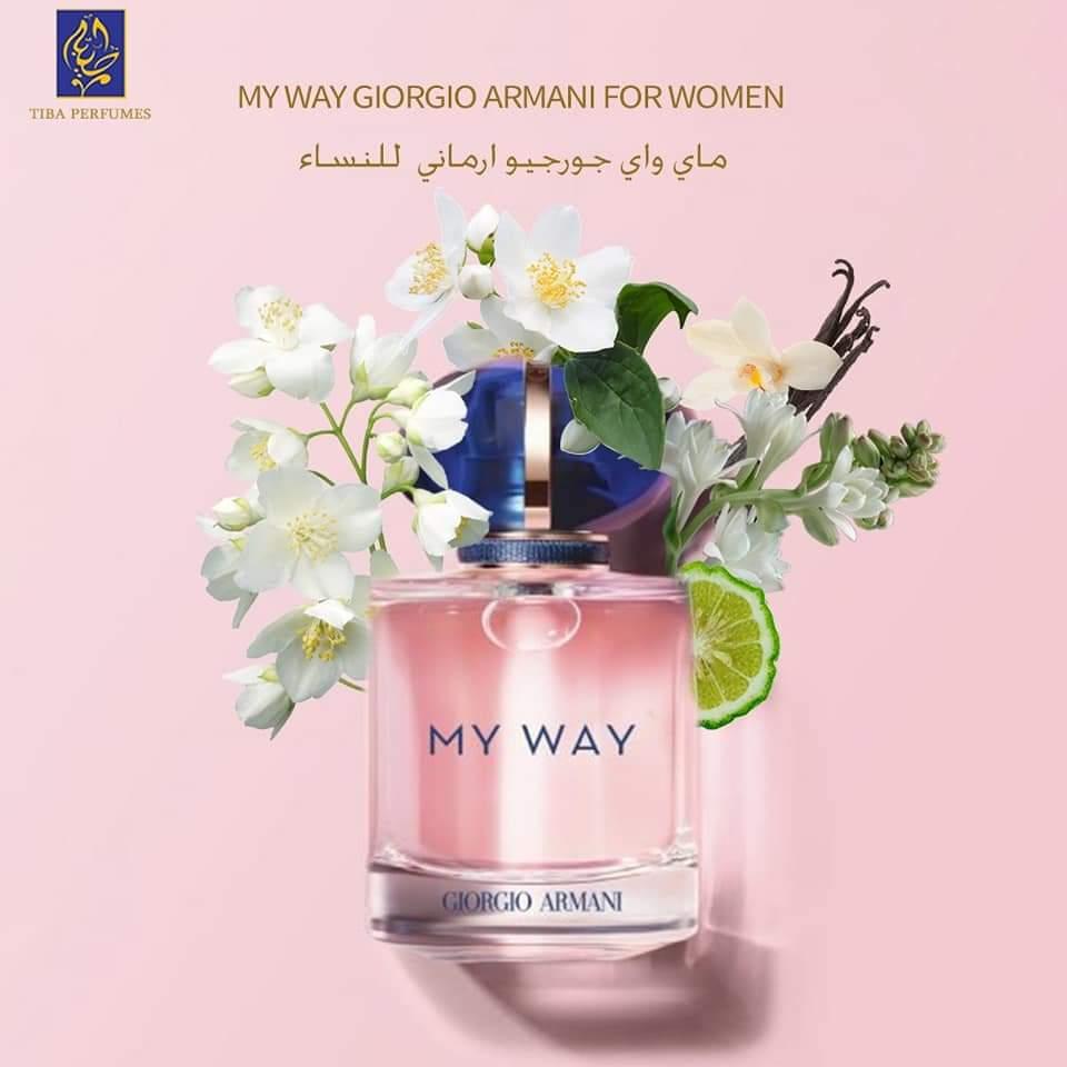 Armani My Way által Inspirált Parfüm Utánzat