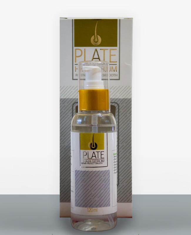 PLATE-Hair Serum 120ml